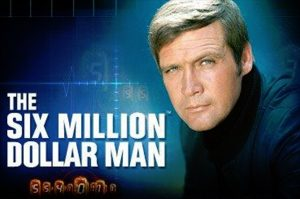 The Six Million Dollar Man Slot Machine Game