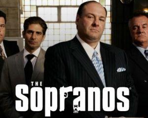 The Sopranos Fruit Machine Game