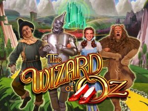 The Wizard of Oz Online Slot
