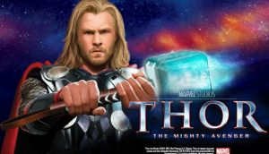 Thor the Mighty Avenger Fruit Machine Game
