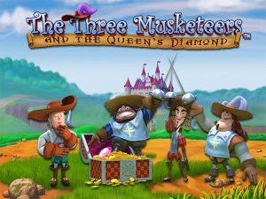 Three Musketeers Slot