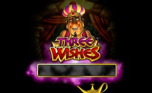 Three Wishes Online Slot Game