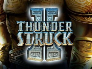 Thunder Struck 2 Free Slot Machine Game
