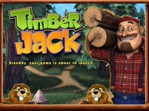 Timber Jack Online Slot Game