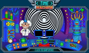 Time Machine Online Slot Game