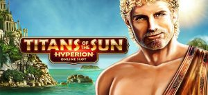 Titans of the Sun Hyperion Free Slot Machine Game