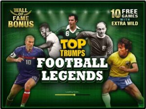 Trumps Football Legends Online Slot Game