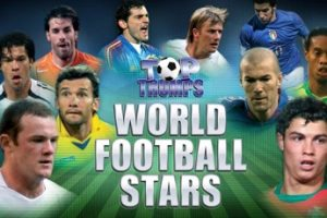 Top Trumps World Football Stars Online Slot Game
