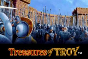 Treasures of Troy Free Slot Machine Game