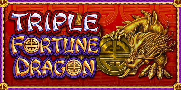 Triple Fortune Dragon Free Slot Machine Game