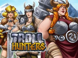 Troll Hunters Online Slot Game