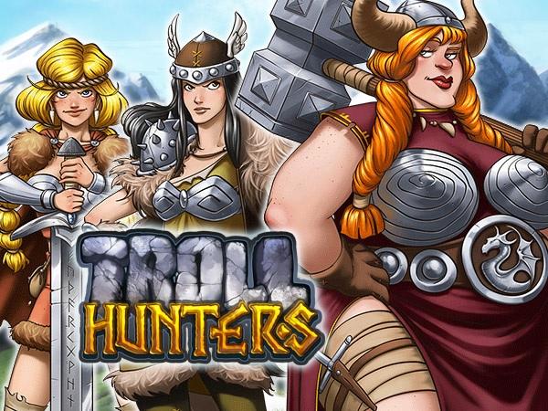 Troll Hunters Online Slot Game