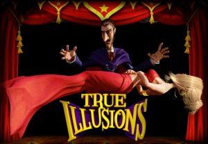 True Illusions Online Slot Game