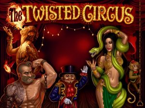 Twisted Circus Free Slot Machine Game