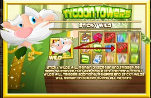 Tycoon Towers Free Slot Game