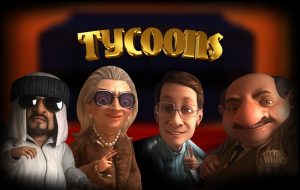 Tycoons Online Slot Game