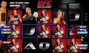 UFC - Ultimate Fighting Championship Free Fruit Machine Game