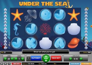Under the Sea Free Slot Machine Game