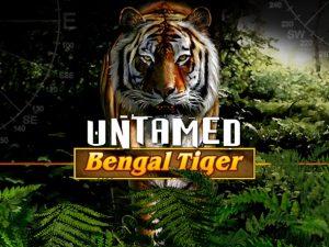 Untamed Bengal Tiger Free Slot Machine Game