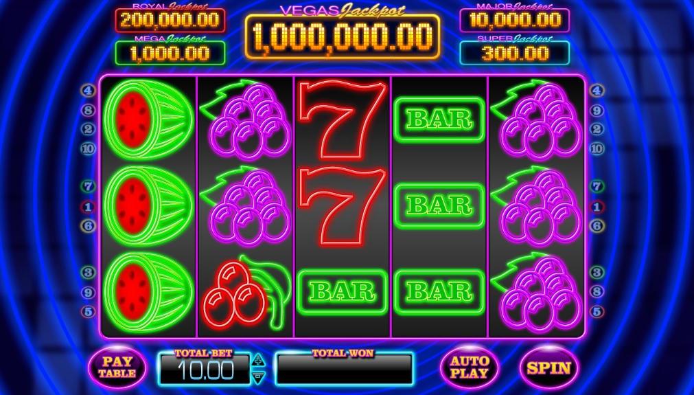 Vegas Slots Online Slot Game
