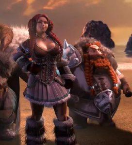 Viking Age Online Slot Game