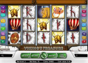 Viking's Treasure Online Slot Game