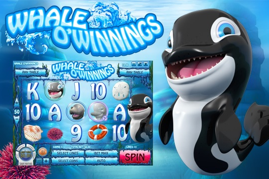Whale O Winnings Online Slot