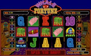 Whale of Fortune Online Slot Game