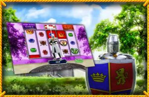 White Knight Free Slot Machine Game