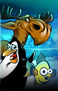 Wild Gambler Arctic Adventure Free Fruit Machine Game