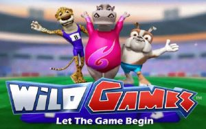 Wild Games Fruit Machine Game