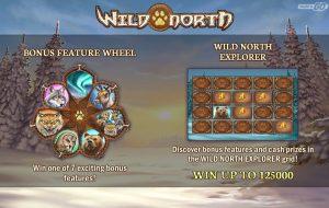 Wild North Online Slot Game