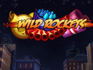 Wild Rockets Online Slot Game