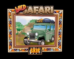 Wild Safari Free Slot Machine Game