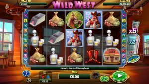 Wild West Online Slot