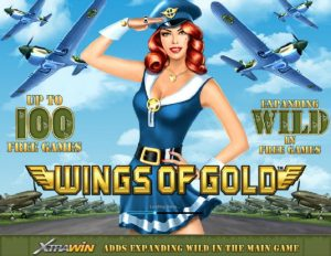 Wings of Gold Fruit Machine Game