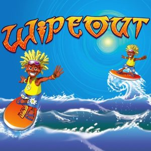 Wipeout Free Slot Machine Game