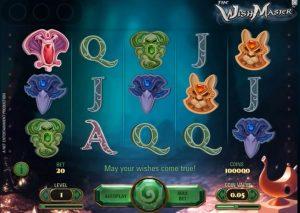 Wish Master Free Slot Machine Game