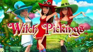 Witch Pickings Free Slot Machine Game