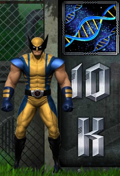 Wolverine Slot Machine Game