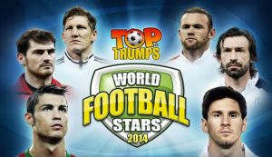 World Football Stars 2014 Free Slot Machine Game