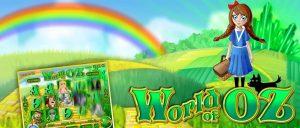 World of Oz Free Slot Machine Game