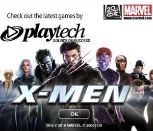 X-Men Online Slot Game