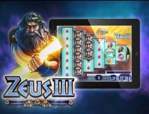 Zeus 3 Online Fruit Machine Game