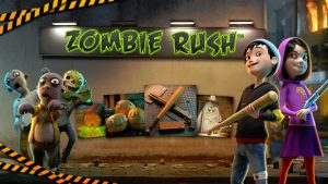 Zombie Rush Online Slot