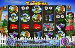 Zombies Free Slot Machine Game