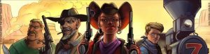 NetEnt - Wild ride with launch of train heist title