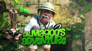 Dr. Magoo's Adventure Slot Machine
