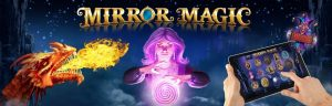 "Genesis Gaming title ""Mirror Magic"" Returns to Players now through the Quickfire Network"