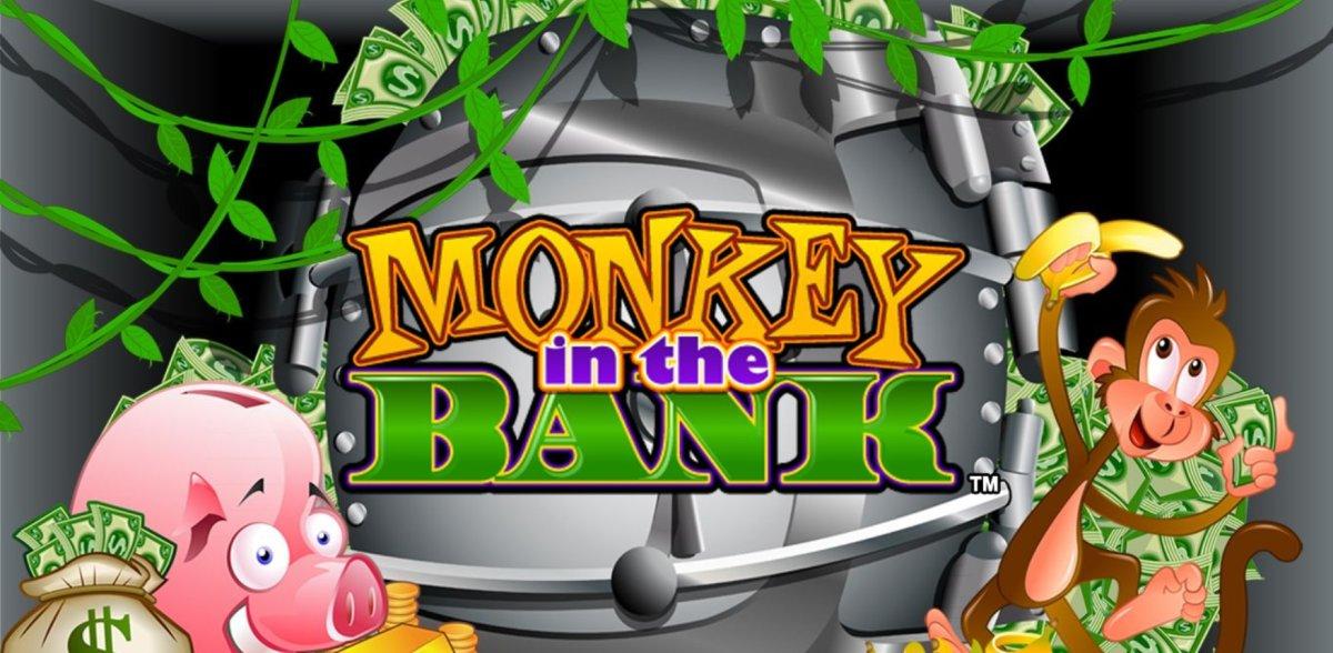 Monkey In The Bank Slot Machine
